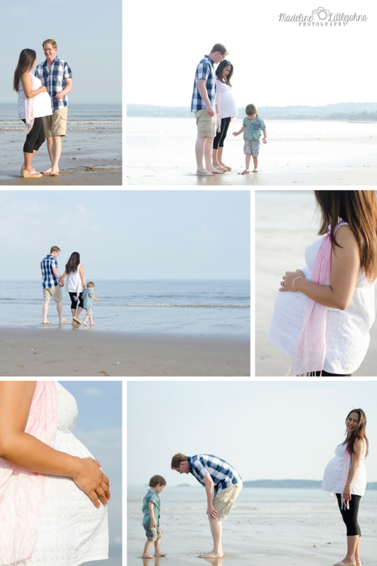 Swansea Beloved family maternity photo
