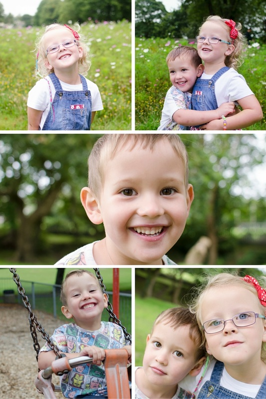 Beloved portrait session Swansea park family photography