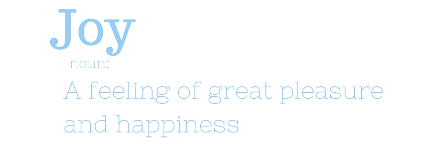 Joy definition